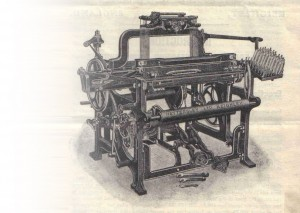 Hattersley Loom
